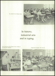 Page 11, 1958 Edition, Alwood High School - Somethin Country Yearbook (Woodhull, IL) online yearbook collection