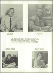 Page 17, 1958 Edition, Alwood High School - Somethin Country Yearbook (Woodhull, IL) online yearbook collection