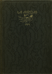 Amarillo High School - La Airosa Yearbook (Amarillo, TX) online yearbook collection, 1919 Edition, Cover