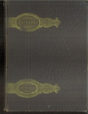 Amarillo High School - La Airosa Yearbook (Amarillo, TX) online yearbook collection, 1930 Edition, Cover