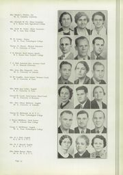Amarillo High School - La Airosa Yearbook (Amarillo, TX) online yearbook collection, 1933 Edition, Page 17 of 160