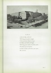 Page 10, 1938 Edition, Amarillo High School - La Airosa Yearbook (Amarillo, TX) online yearbook collection