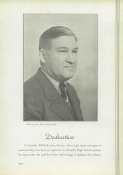 Page 11, 1938 Edition, Amarillo High School - La Airosa Yearbook (Amarillo, TX) online yearbook collection