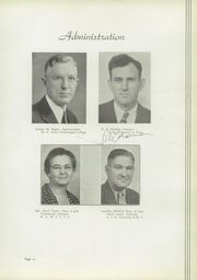 Page 15, 1938 Edition, Amarillo High School - La Airosa Yearbook (Amarillo, TX) online yearbook collection