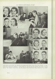 Page 9, 1938 Edition, Amarillo High School - La Airosa Yearbook (Amarillo, TX) online yearbook collection