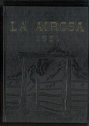 Amarillo High School - La Airosa Yearbook (Amarillo, TX) online yearbook collection, 1951 Edition, Cover