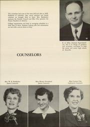 Page 17, 1951 Edition, Amarillo High School - La Airosa Yearbook (Amarillo, TX) online yearbook collection