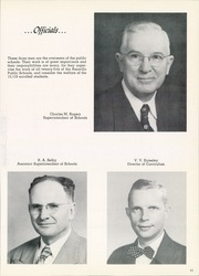 Page 15, 1953 Edition, Amarillo High School - La Airosa Yearbook (Amarillo, TX) online yearbook collection