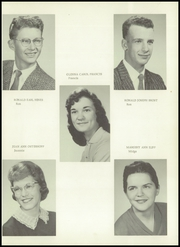 Page 15, 1959 Edition, Ambia High School - Hickory Yearbook (Ambia, IN) online yearbook collection
