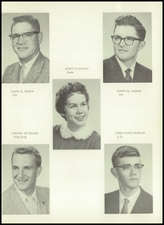 Page 17, 1959 Edition, Ambia High School - Hickory Yearbook (Ambia, IN) online yearbook collection