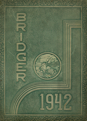 Ambridge Area High School - Bridger Yearbook (Ambridge, PA) online yearbook collection, 1942 Edition, Cover