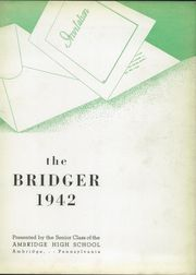 Page 7, 1942 Edition, Ambridge Area High School - Bridger Yearbook (Ambridge, PA) online yearbook collection
