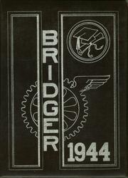 Ambridge Area High School - Bridger Yearbook (Ambridge, PA) online yearbook collection, 1944 Edition, Cover