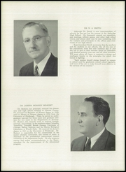 Page 14, 1944 Edition, Ambridge Area High School - Bridger Yearbook (Ambridge, PA) online yearbook collection