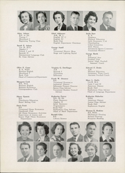 Page 14, 1946 Edition, Ambridge Area High School - Bridger Yearbook (Ambridge, PA) online yearbook collection