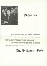 Page 11, 1973 Edition, American Chrsitian College - Torchbearer Yearbook (Tulsa, OK) online yearbook collection