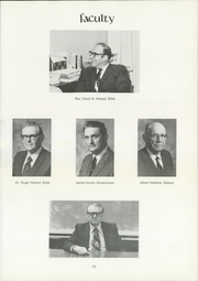 Page 17, 1973 Edition, American Chrsitian College - Torchbearer Yearbook (Tulsa, OK) online yearbook collection