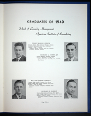 Page 17, 1940 Edition, American Institute of Laundering - Annual Yearbook (Joliet, IL) online yearbook collection