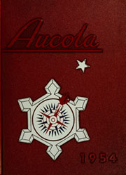 American University - Talon / Aucola Yearbook (Washington, DC) online yearbook collection, 1954 Edition, Cover
