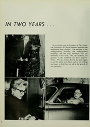 Page 12, 1954 Edition, American University - Talon / Aucola Yearbook (Washington, DC) online yearbook collection