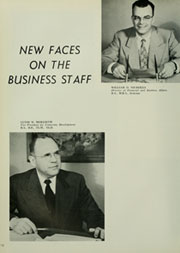 Page 16, 1954 Edition, American University - Talon / Aucola Yearbook (Washington, DC) online yearbook collection