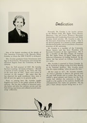 Page 13, 1959 Edition, American University - Talon / Aucola Yearbook (Washington, DC) online yearbook collection