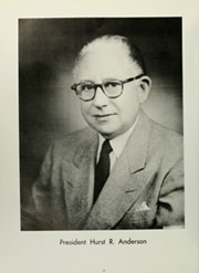 Page 16, 1959 Edition, American University - Talon / Aucola Yearbook (Washington, DC) online yearbook collection