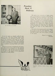 Page 17, 1959 Edition, American University - Talon / Aucola Yearbook (Washington, DC) online yearbook collection