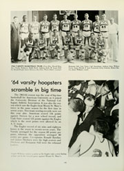 American University - Talon Yearbook / Aucola Yearbook (Washington, DC) online yearbook collection, 1964 Edition, Page 192