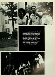 Page 7, 1977 Edition, American University - Talon / Aucola Yearbook (Washington, DC) online yearbook collection