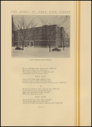 Page 15, 1932 Edition, Ames High School - Spirit Yearbook (Ames, IA) online yearbook collection