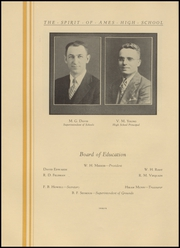 Page 16, 1932 Edition, Ames High School - Spirit Yearbook (Ames, IA) online yearbook collection
