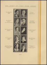 Page 17, 1932 Edition, Ames High School - Spirit Yearbook (Ames, IA) online yearbook collection