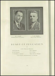 Page 13, 1935 Edition, Ames High School - Spirit Yearbook (Ames, IA) online yearbook collection