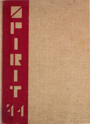 Ames High School - Spirit Yearbook (Ames, IA) online yearbook collection, 1944 Edition, Cover
