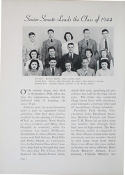 Page 12, 1944 Edition, Ames High School - Spirit Yearbook (Ames, IA) online yearbook collection