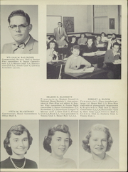 Amesbury High School - Pow Wow Yearbook (Amesbury, MA) online yearbook collection, 1957 Edition, Page 21 of 100