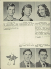 Amesbury High School - Pow Wow Yearbook (Amesbury, MA) online yearbook collection, 1957 Edition, Page 22