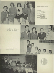 Amesbury High School - Pow Wow Yearbook (Amesbury, MA) online yearbook collection, 1957 Edition, Page 48