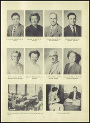 Amesbury High School - Pow Wow Yearbook (Amesbury, MA) online yearbook collection, 1959 Edition, Page 15 of 116