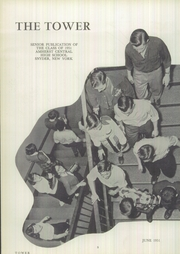 Page 6, 1951 Edition, Amherst Central High School - Tower Yearbook (Amherst, NY) online yearbook collection