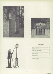 Page 7, 1951 Edition, Amherst Central High School - Tower Yearbook (Amherst, NY) online yearbook collection