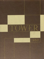 Amherst Central High School - Tower Yearbook (Amherst, NY) online yearbook collection, 1960 Edition, Cover