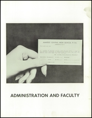Page 11, 1960 Edition, Amherst Central High School - Tower Yearbook (Amherst, NY) online yearbook collection
