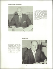 Page 12, 1960 Edition, Amherst Central High School - Tower Yearbook (Amherst, NY) online yearbook collection