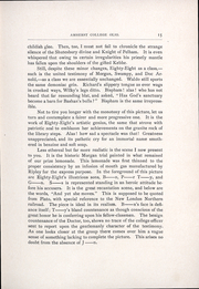 Page 17, 1889 Edition, Amherst College - Olio Yearbook (Amherst, MA) online yearbook collection