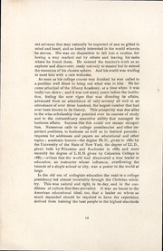 Page 15, 1892 Edition, Amherst College - Olio Yearbook (Amherst, MA) online yearbook collection