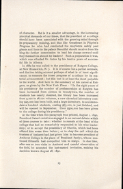 Page 16, 1892 Edition, Amherst College - Olio Yearbook (Amherst, MA) online yearbook collection