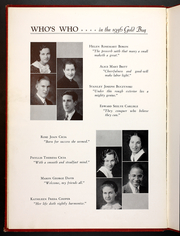 Page 16, 1936 Edition, Amherst Regional High School - Goldbug Yearbook (Amherst, MA) online yearbook collection