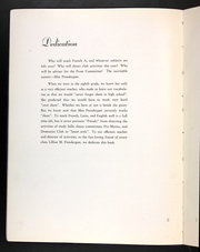 Page 10, 1939 Edition, Amherst Regional High School - Goldbug Yearbook (Amherst, MA) online yearbook collection